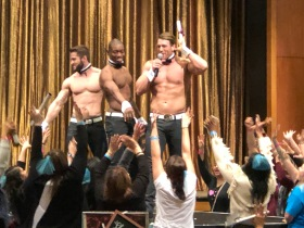 Chippendales Dropped By
